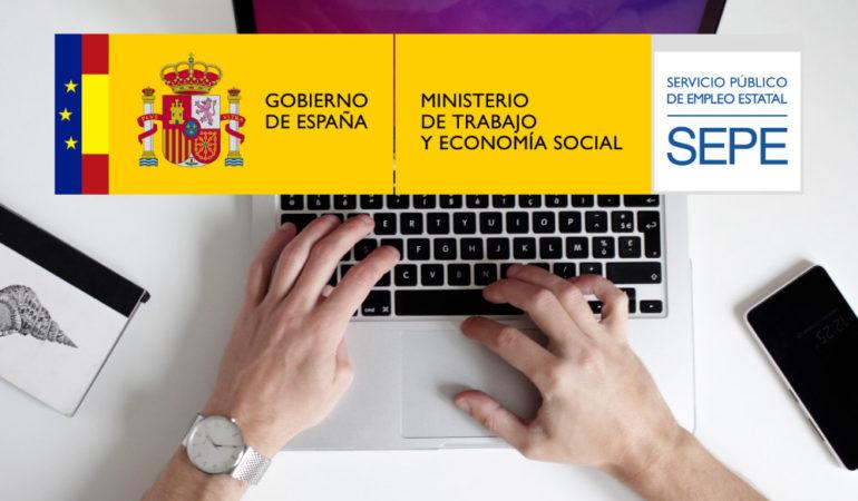 cursos online gratuitos del ministero de trabajo y economía social