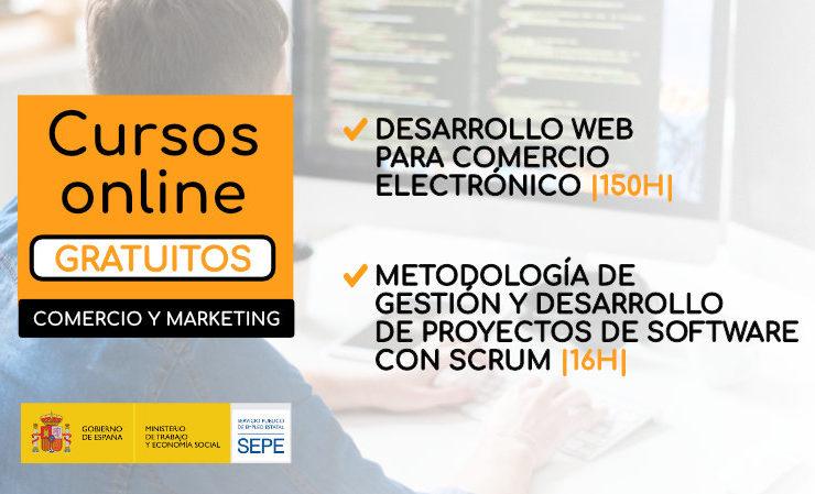 Cursos TIC's Comercio y Márketing